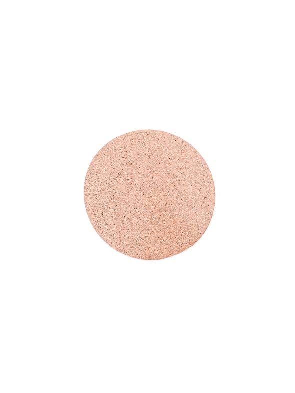 Large Rose Diamond Dust Coin
